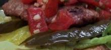 Mexican Turkey Burgers with Pico de Gallo
