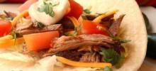 Mijo's Slow Cooker Shredded Beef