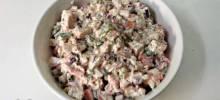 mitation Crabmeat Salad