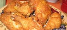 Mom's Old Fashioned Fried Chicken