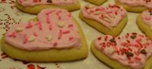 Mrs. Schaller's Sugar Cookies