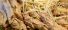 mushroom pesto