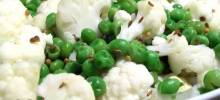 ndian Peas And Cauliflower