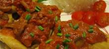 ndian Tomato Chicken