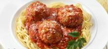New York Turkey Meatball