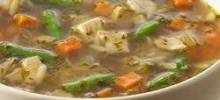 Next Day Turkey Soup