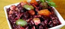 no cook cranberry salad