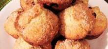 nora's special chocolate chip muffins