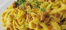 North talian Meat Sauce (Ragu Bolognese)