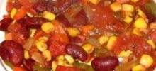 nsanely Easy Vegetarian Chili