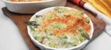 nstant pot® horseradish-dill asparagus