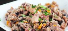 nstant pot® jamaican rice and beans
