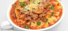 nstant pot® lasagna soup