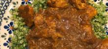 nstant pot® ndian chicken curry