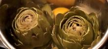 nstant pot® steamed artichokes