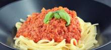 nstant pot® tomato and beef sauce