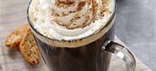 Nutty Coconut Coffee