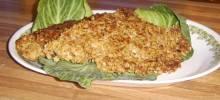 oat crusted fish