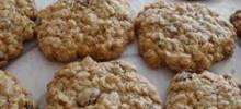 oatmeal raisin cookies x