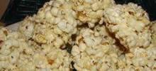 old time popcorn balls