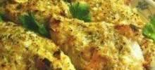 onion dijon crusted catfish