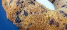 orange oatmeal cake