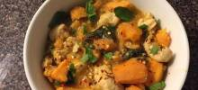 paleo chicken stew