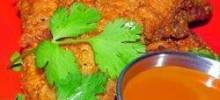 Pan Fried Catfish Filets