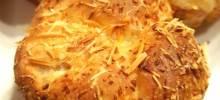 parmesan crusted dinner rolls