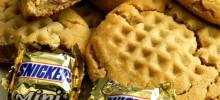 "peanut butter ""snickerdoodles"""