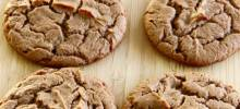 peanut butter nutella® pie cookies