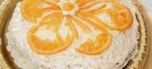 perfect flourless orange cake