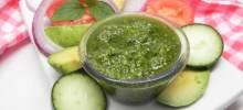 pesto pesto sauce (nut free or dairy free)