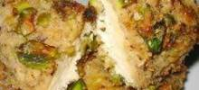 pistachio crusted chicken