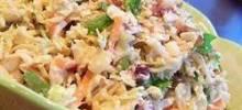 polynesian coleslaw