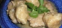 Pork and Dumplings