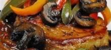 Pork Chops taliano