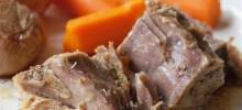 Pork Picnic Pot Roast
