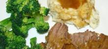 Pot Roast in Foil