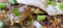 Potato Squash Cakes