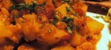 Potatoes Madras