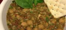 Pressure Cooker talian Chicken Soup