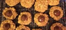 Pumpkin Butterscotch Oatmeal Cookies