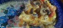 Quick Microwave Frittata Casserole
