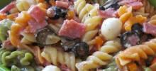 Quick talian Pasta Salad