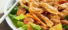 Quick Thai Chicken Salad