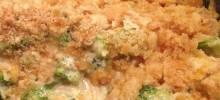 rach's broccoli casserole