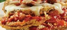 ragu no-frying eggplant parmesan