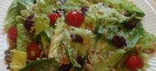 ranchy fruit and nut salad