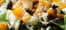 Red Pepper and Fennel Bulb Salad